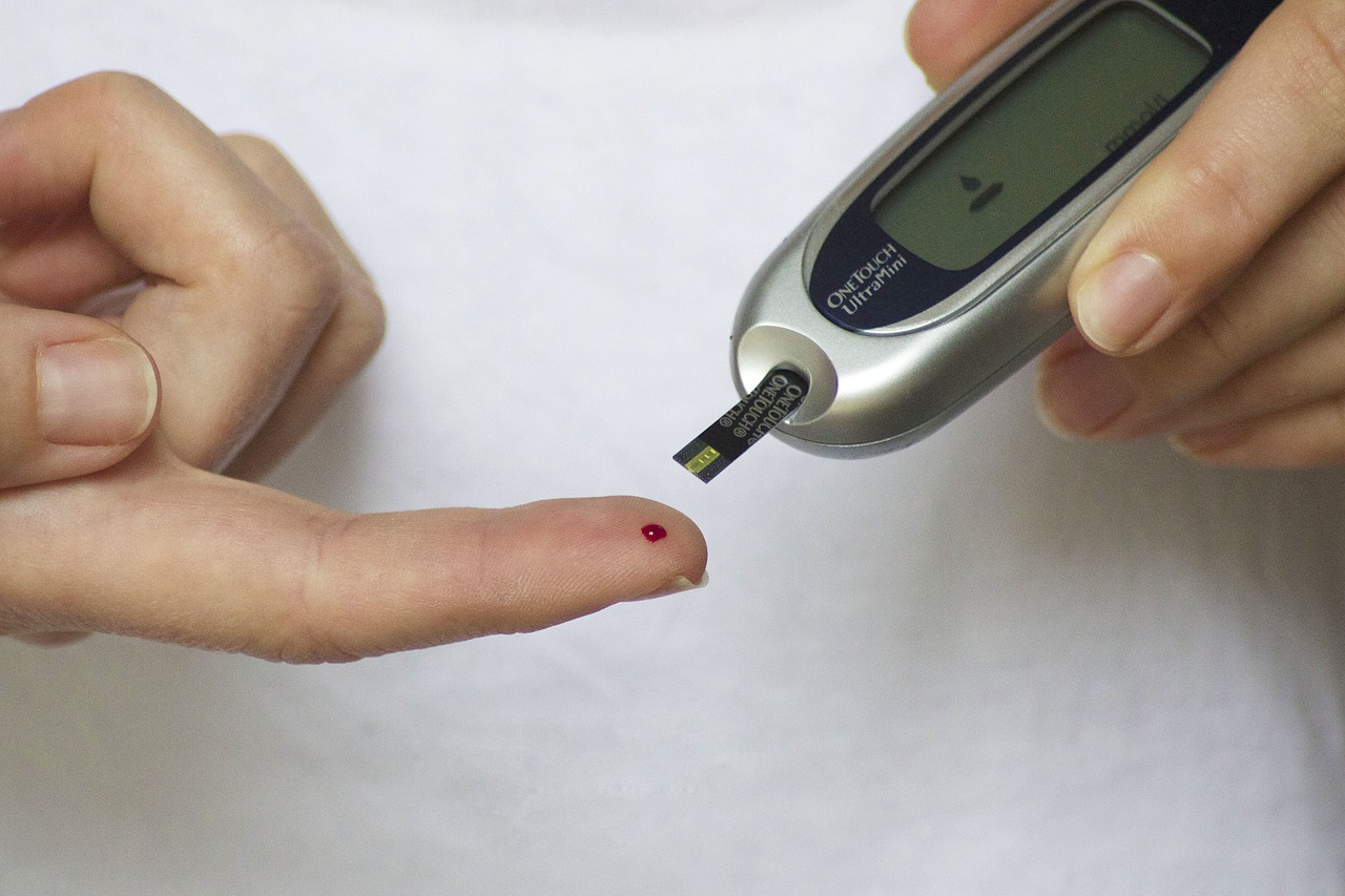 Diabetes en teststrips diabetes